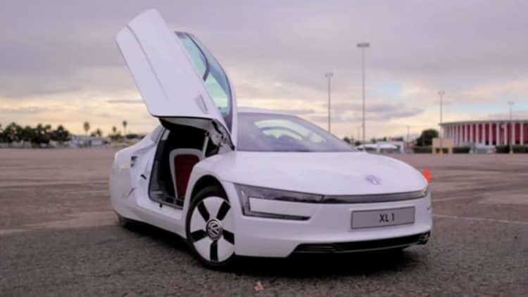 TRANSLOGIC 150: Volkswagen XL1