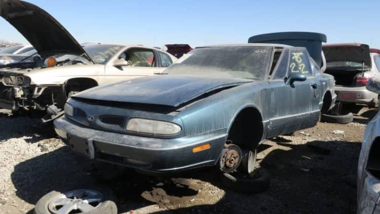 Junkyard Gem: 1997 Oldsmobile Eighty-Eight LSS Supercharged