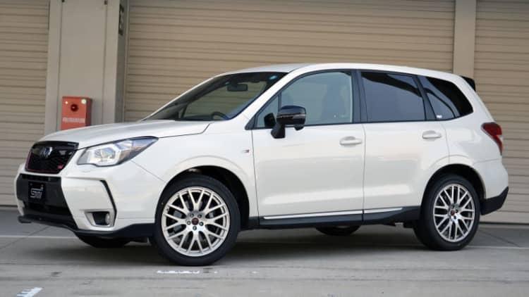 2015 Subaru Forester tS Quick Spin