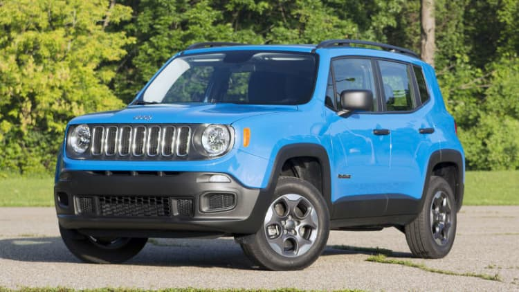 2015 Jeep Renegade Sport 4x4 Quick Spin [w/video]