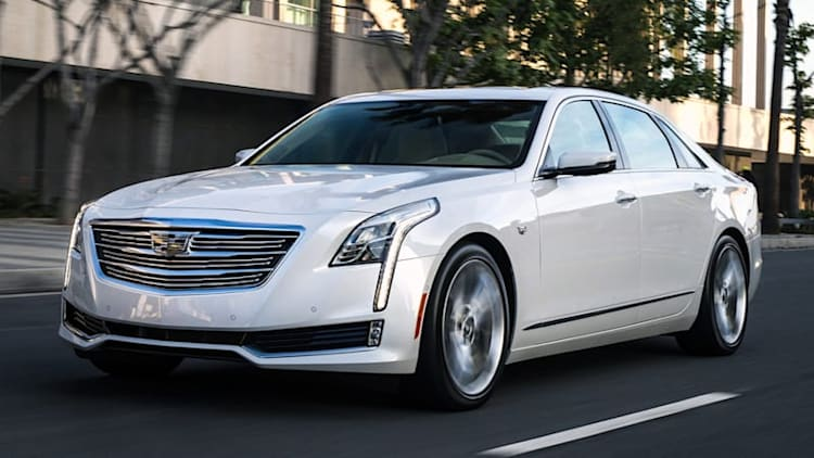 2016 Cadillac CT6 First Drive [w/video]