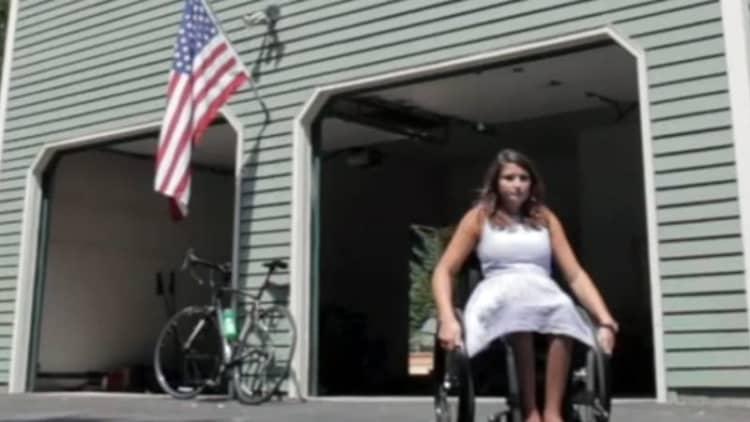 Paraplegic woman suing GM over 3rd degree seat-heater burns [w/video]