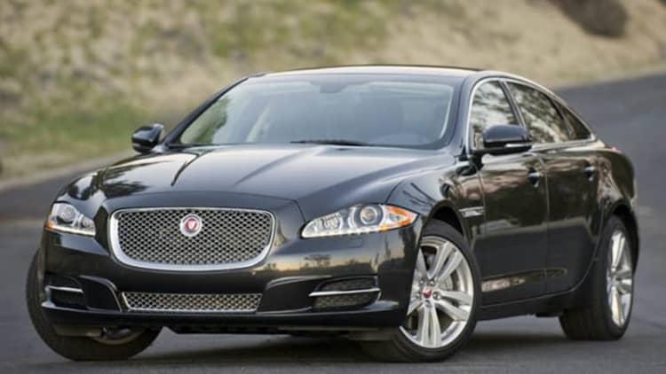 Jaguar recalls 1,500 XJ sedans over brake issues