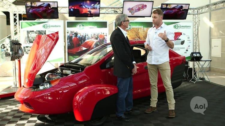 Translogic 189: 2015 LA Auto Show