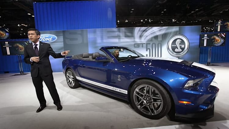 Ford reorg: New head of product once held the Mustang's reins