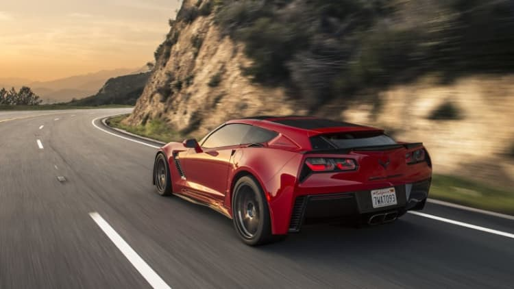 Wagon, Go! | Callaway Corvette SC757 AeroWagen First Drive