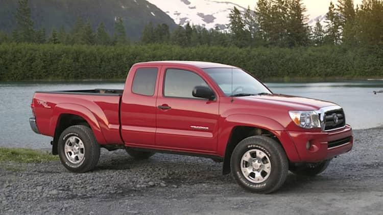 Toyota pays $3.4 billion in class-action suit over rusty truck frames