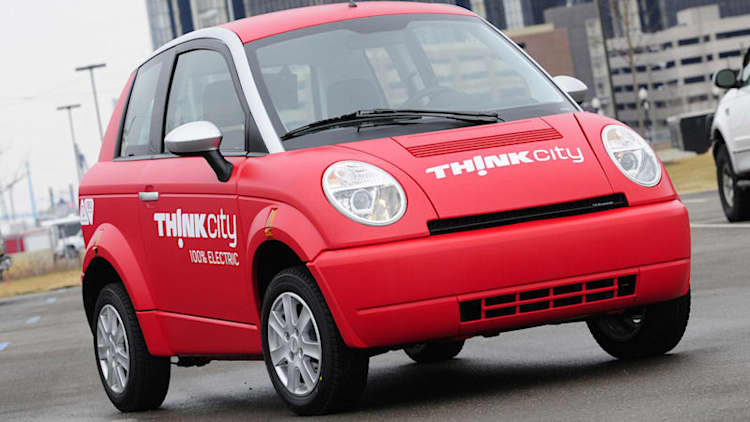 Think recalling 850 City EVs over braking issue in