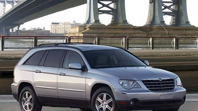 Chrysler Pacifica being investigated by NHTSA for fires