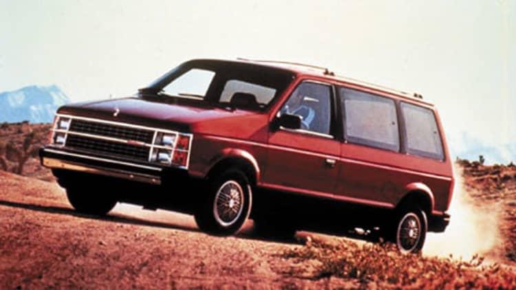 Future Classic: 1984 Chrysler Minivans