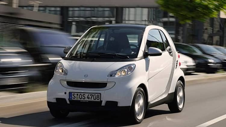 Smart offering 2008 ForTwo owners a transmission upgrade?