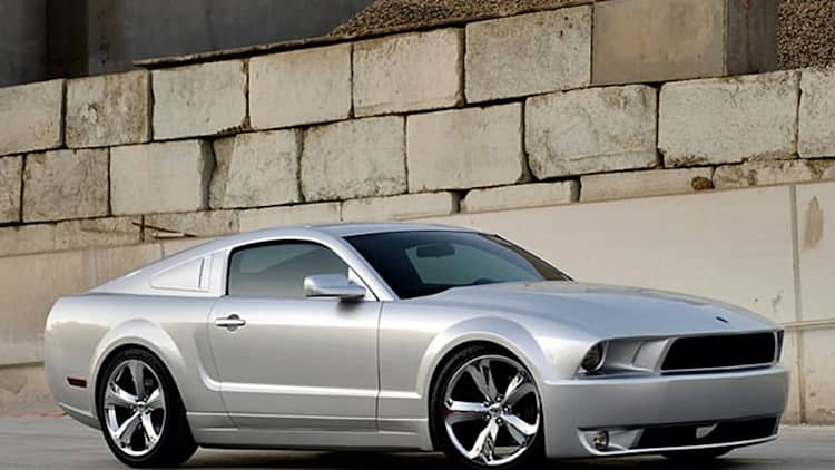 Exclusive Drive: Iacocca 45th Anniversary Edition Ford Mustang is one sterling 'Stang