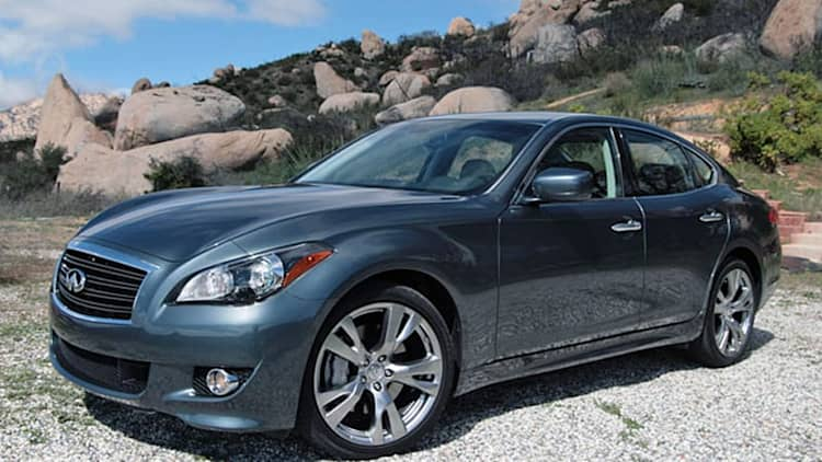 First Drive: 2011 Infiniti M37S and M56S answer many questions