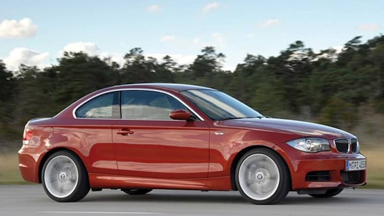 The Craziest Damn Thing You'll Hear Today: 80% of BMW 1 Series owners think their car is FWD