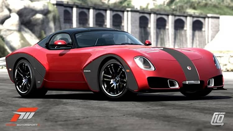 Video: Exotic Car Pack brings the truly exotic to Forza 3