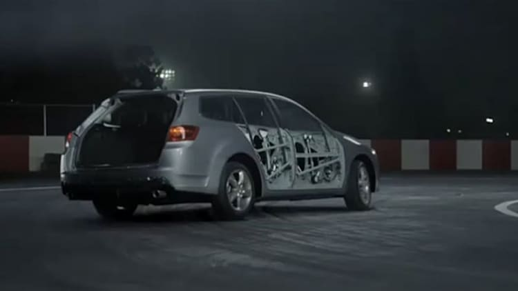 Video: Acura reveals first commercial for new TSX Sport Wagon