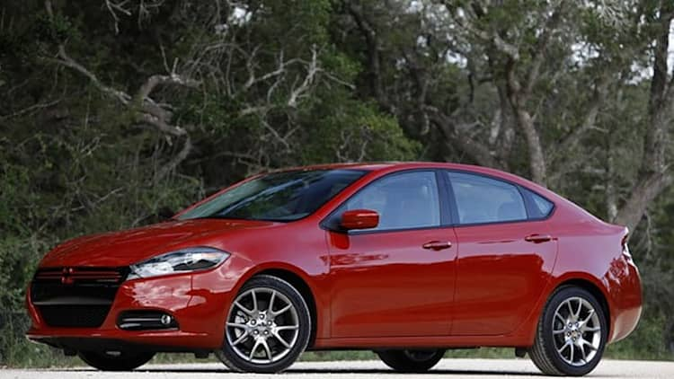 Dodge dealers' Dart allocations depend on how many Caliber models they sold