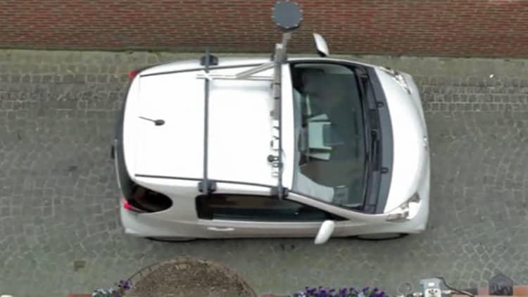 Toyota uses IQ minicar to help improve Google Street View