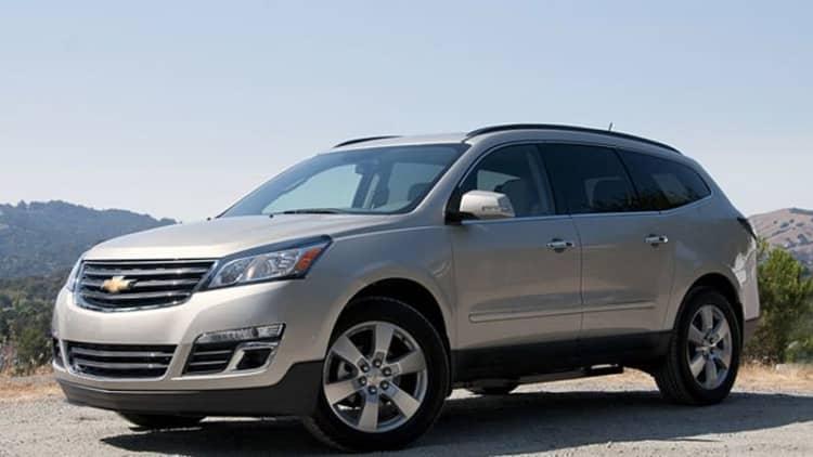 2013 Chevrolet Traverse [w/video]