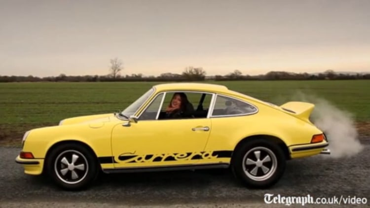 Porsche 911 2.7 RS values up by nearly 700% in the last 10 years [w/video]