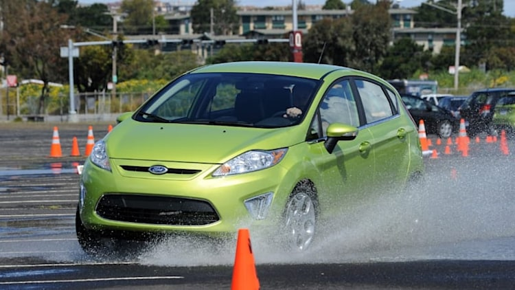 Ford Fiesta banned from SCCA autocrossing because of rollover risk