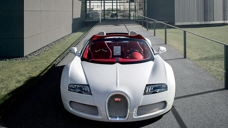 Bugatti has just eight Veyrons left to sell