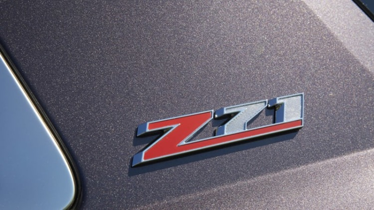 GM files for Z71 Trail Boss trademark