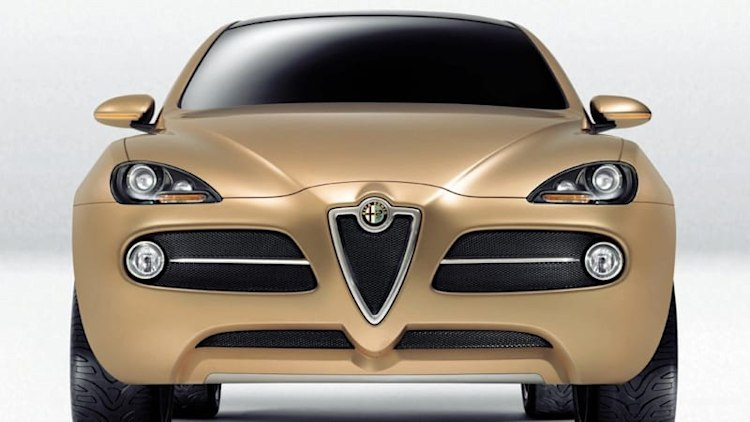 Alfa Romeo to launch crossover in 2016