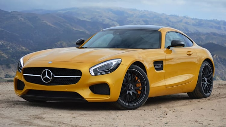 Leaked dealer docs say Mercedes-AMG GT S to start at $129,900