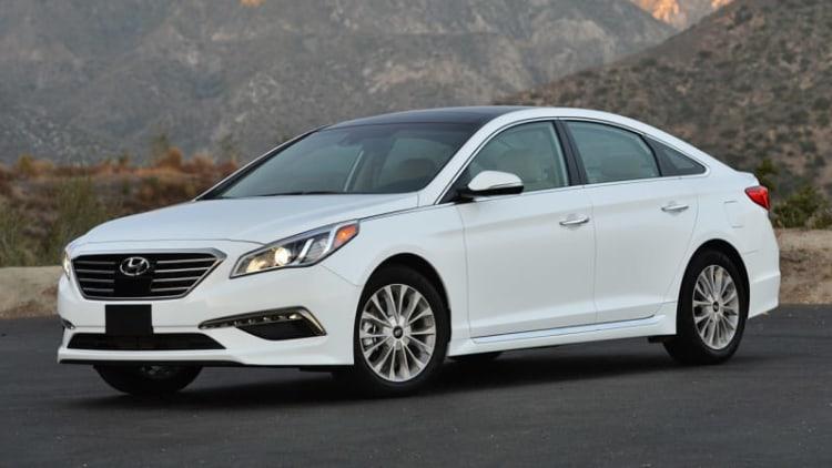 Hyundai Sonata's slow sales start to trigger more daring redesign