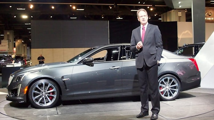 Cadillac president de Nysschen says electrification coming 'across the spectrum'