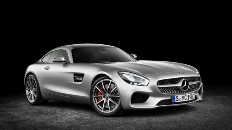 Mercedes-AMG GT S aggressively priced at $129,900*