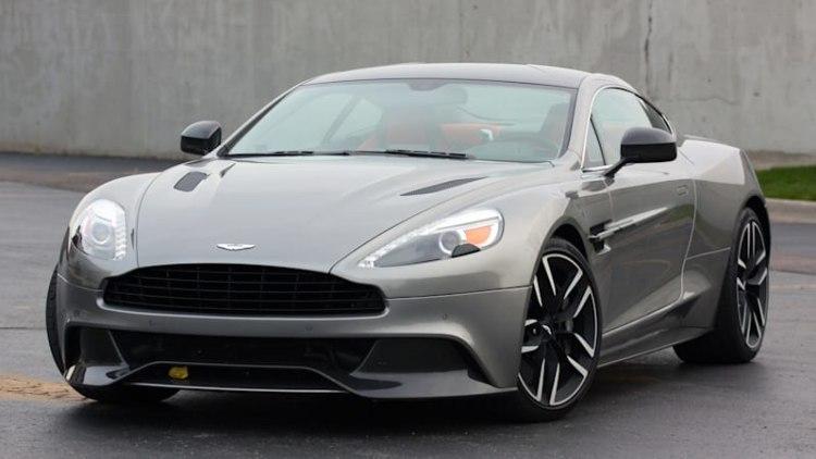 2015 Aston Martin Vanquish [UPDATE]