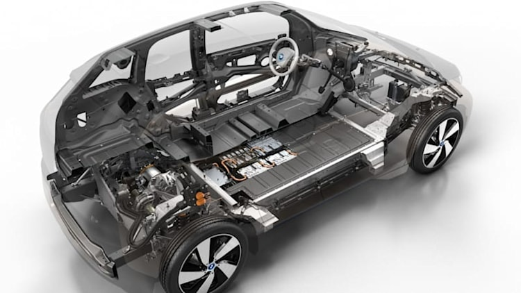 BMW i3 called 'most revolutionary car' since Ford Model T