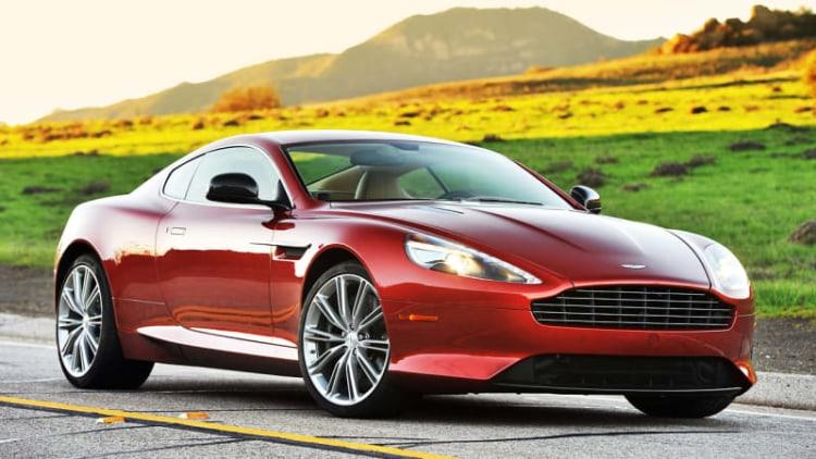 Aston Martin recalls 7,000+ vehicles over seat heaters