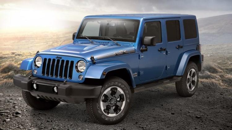 Next Jeep Wrangler to get hybrid option?