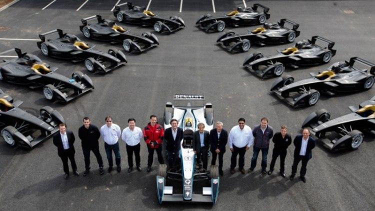 Volvo eying Formula E entry