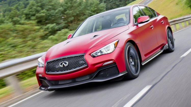 Is Infiniti shelving plans for Q50 Eau Rouge super sedan?