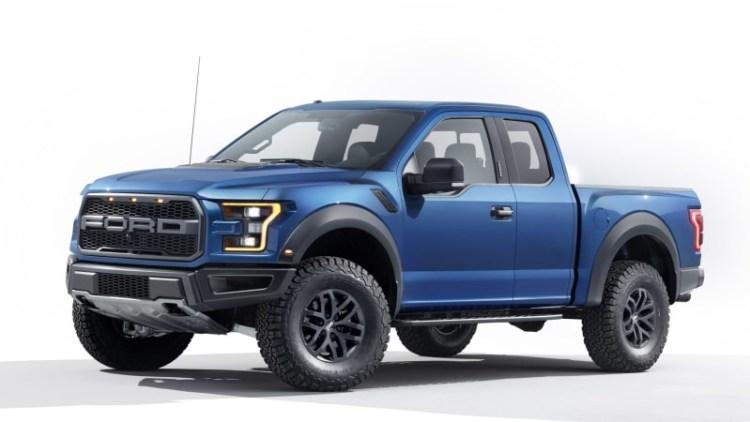 Ford exec reveals new F-150 Raptor packs 450 horsepower