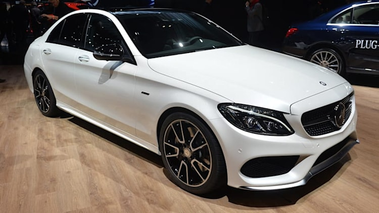 2016 Mercedes-Benz C450 AMG Sport is not too hot, not too cold