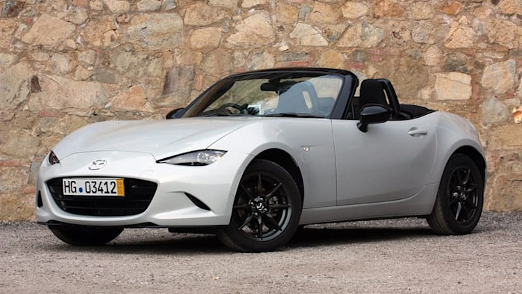 2016 Mazda MX-5 Miata [w/video]