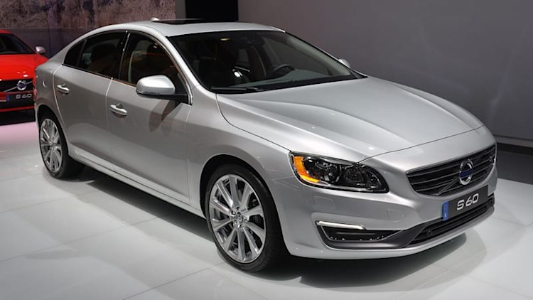 Volvo S60 Inscription stretches all the way from China to Detroit