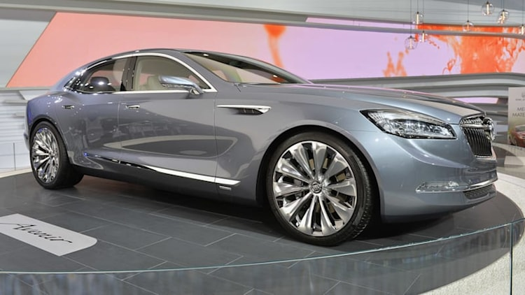 Is Buick America's most daring mainstream car brand?