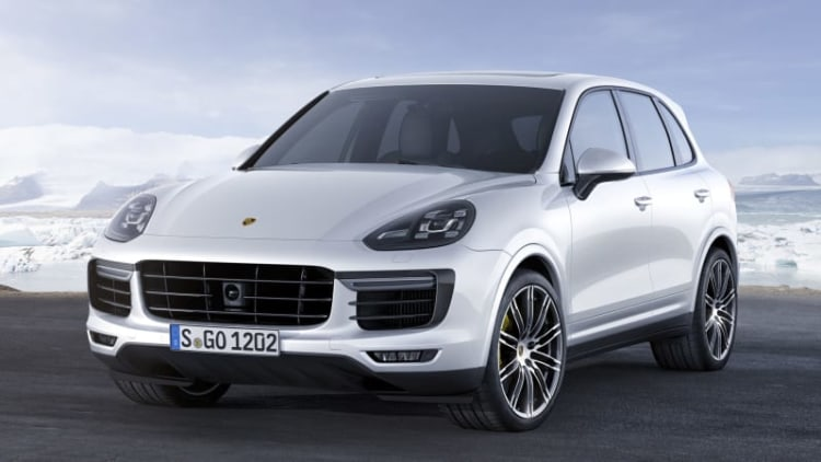 Porsche says next Cayenne will be faster than Bentley Bentayga