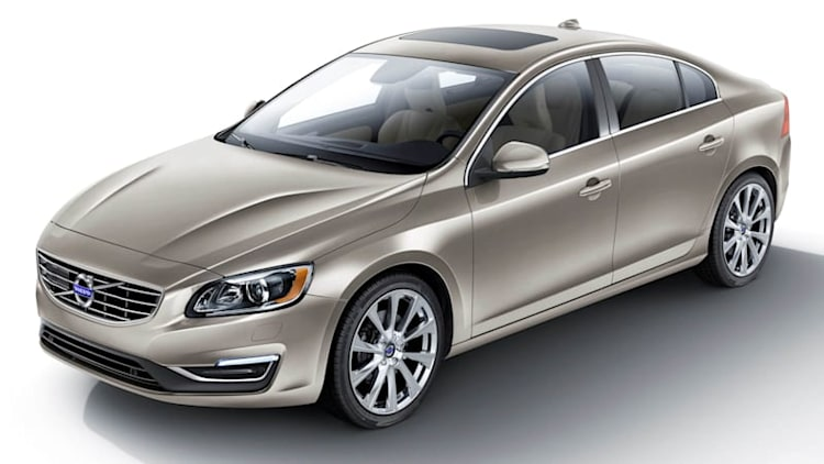 Volvo reveals luxed-up S60 Inscription in Detroit