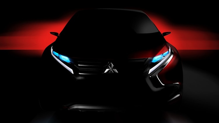Mitsubishi teases world premiere of new PHEV concept ahead of Geneva
