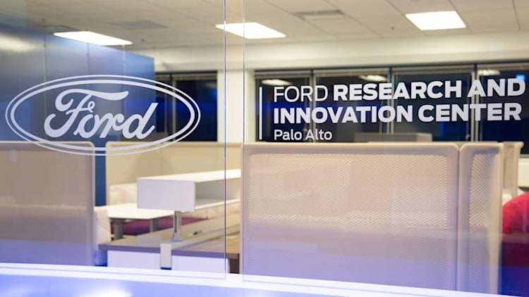 Ford opens research center in Silicon Valley