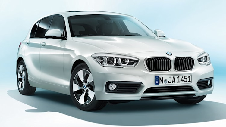 2015 BMW 1 Series facelift revealed [w/video]