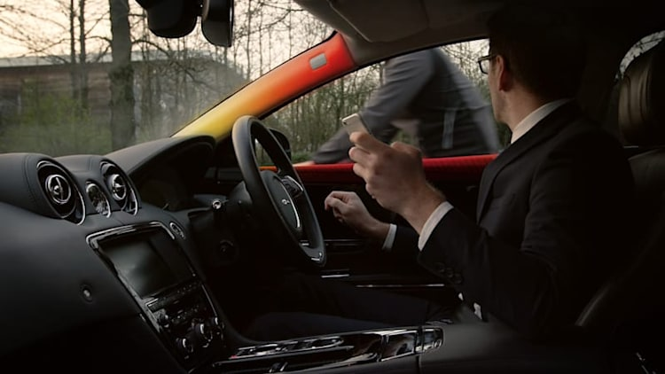 Jaguar Land Rover's latest tech makes roads safer for bikes [w/video]
