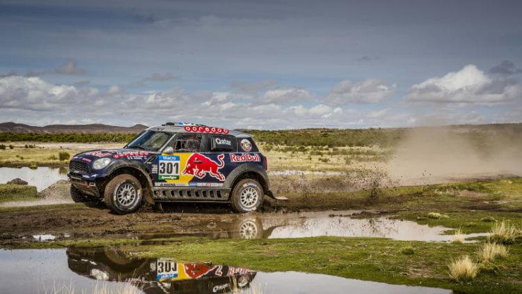 Mini wins Dakar Rally for fourth year in a row